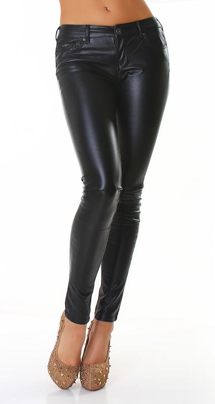 Jeans Zwart