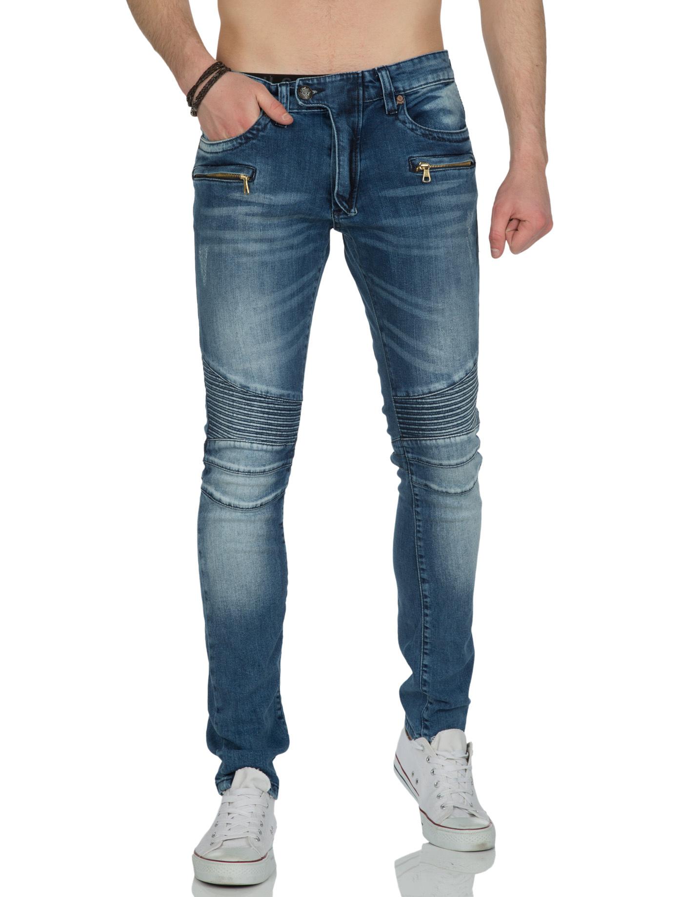 Jeans Donkerblauw