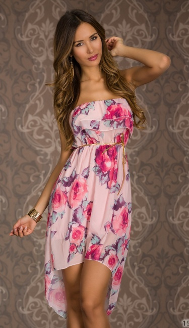 Dress Mixed pink
