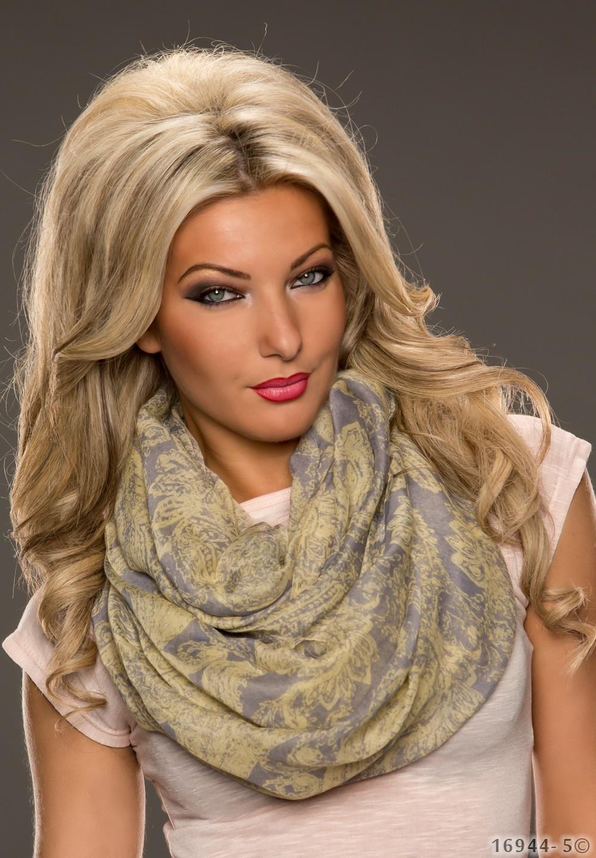 Sjaal Mixed grijs