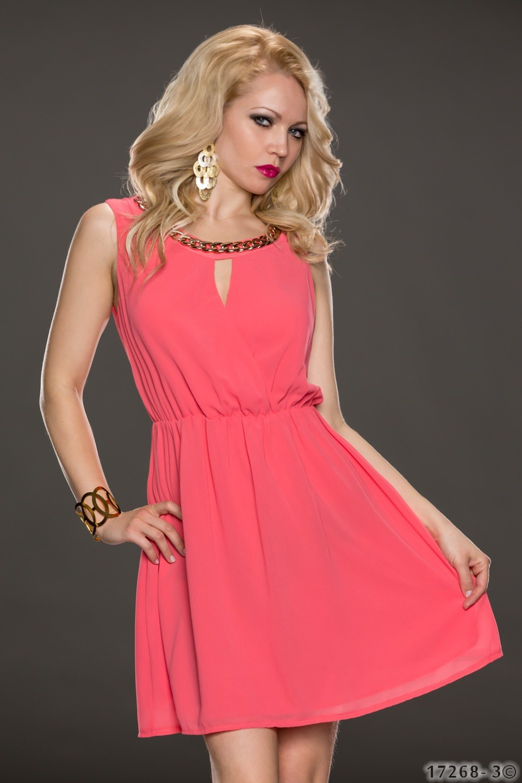 Dress Lachs