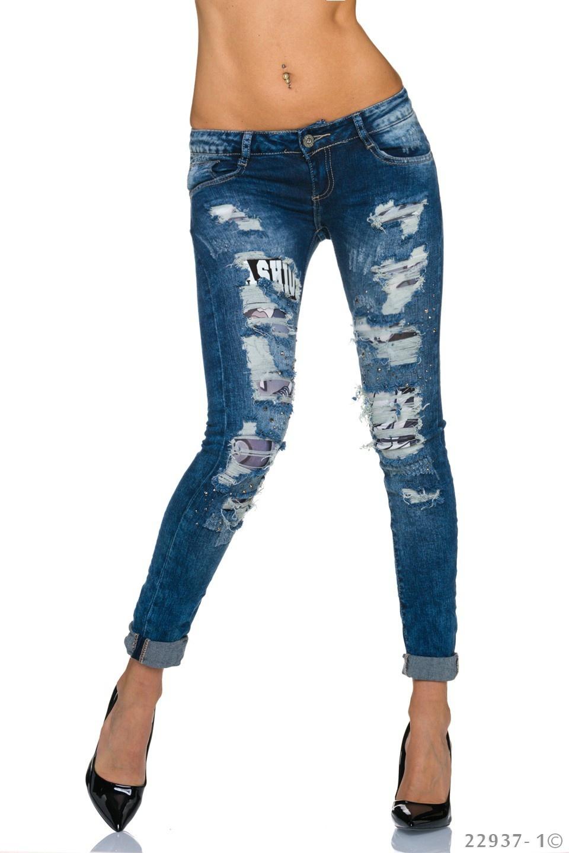 Jeans Darkblue