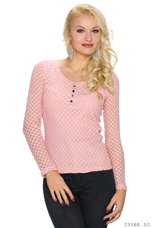 Sweatshirt Roze