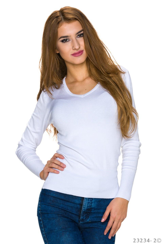 Sweatshirt Wit