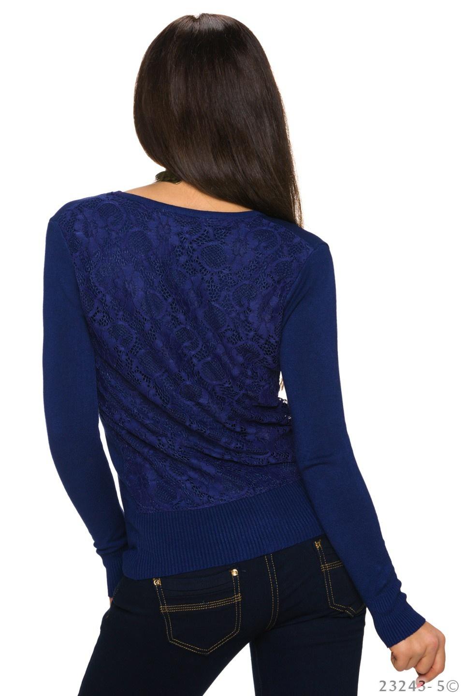 Jacket Donkerblauw