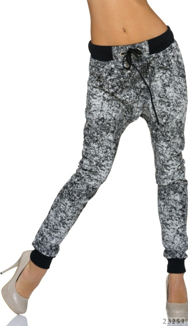 Joggingpants Black / Gray