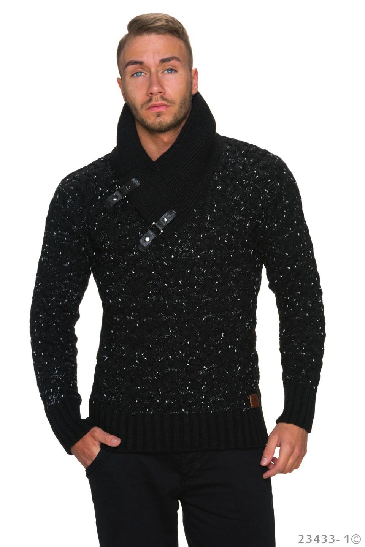 Pullover Zwart - Wit
