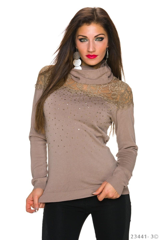 Pullover Bruin