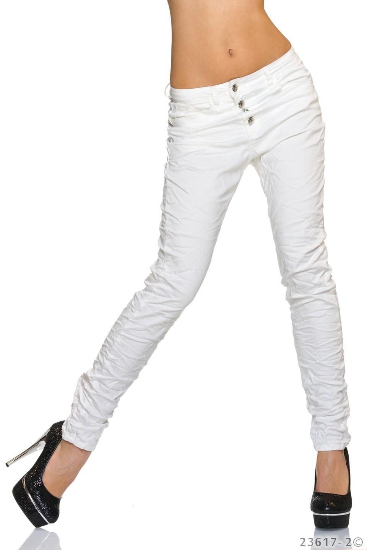 Jeans Wit
