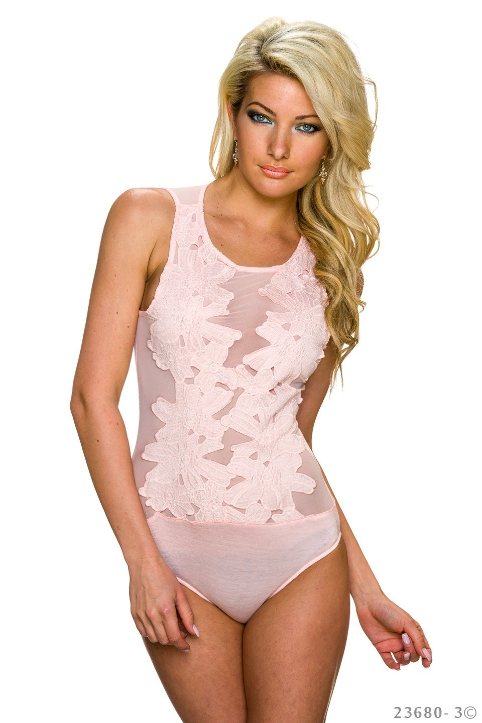Body-Top Roze