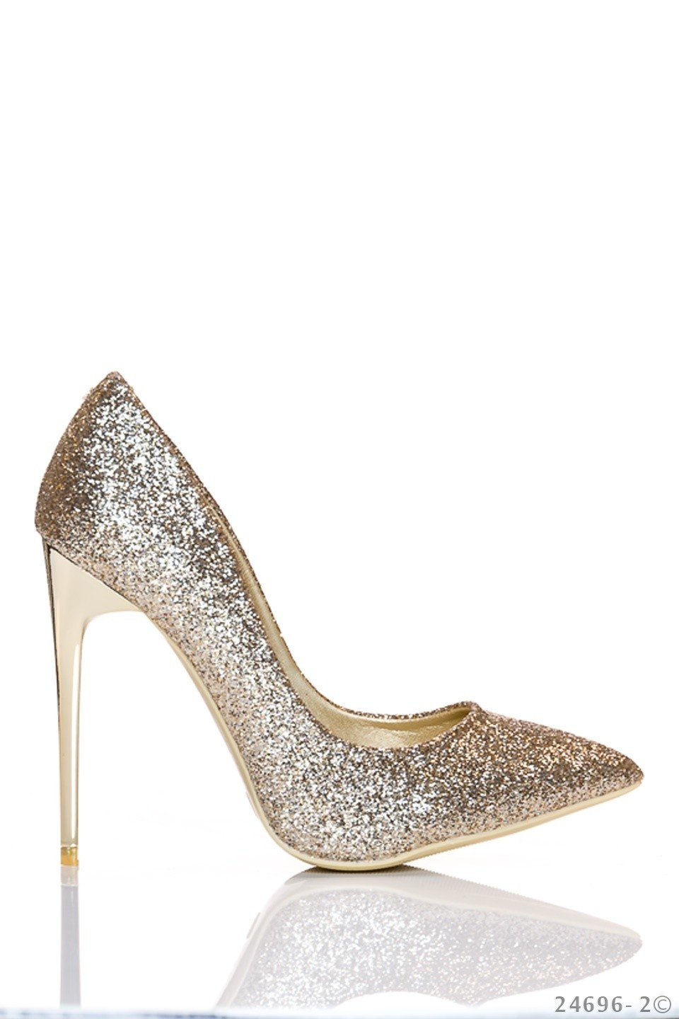 Pumps Goud