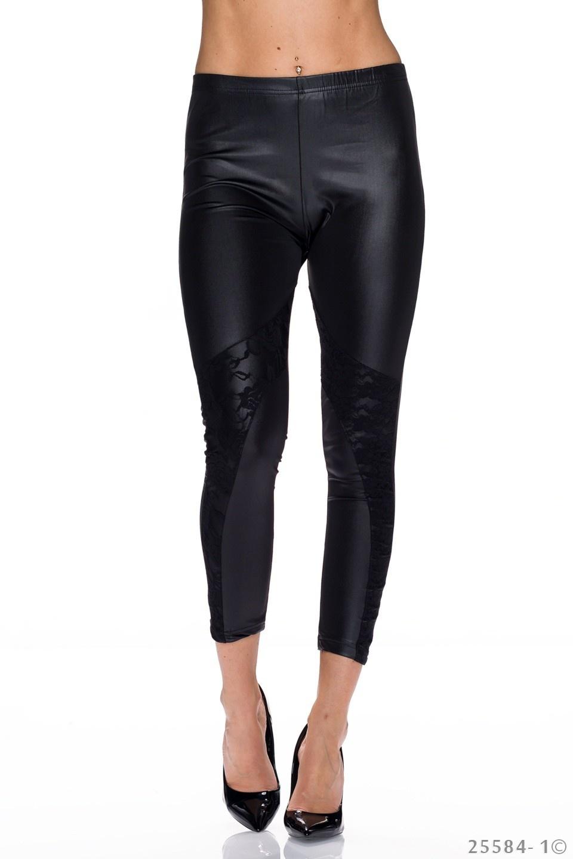 Leggings Zwart