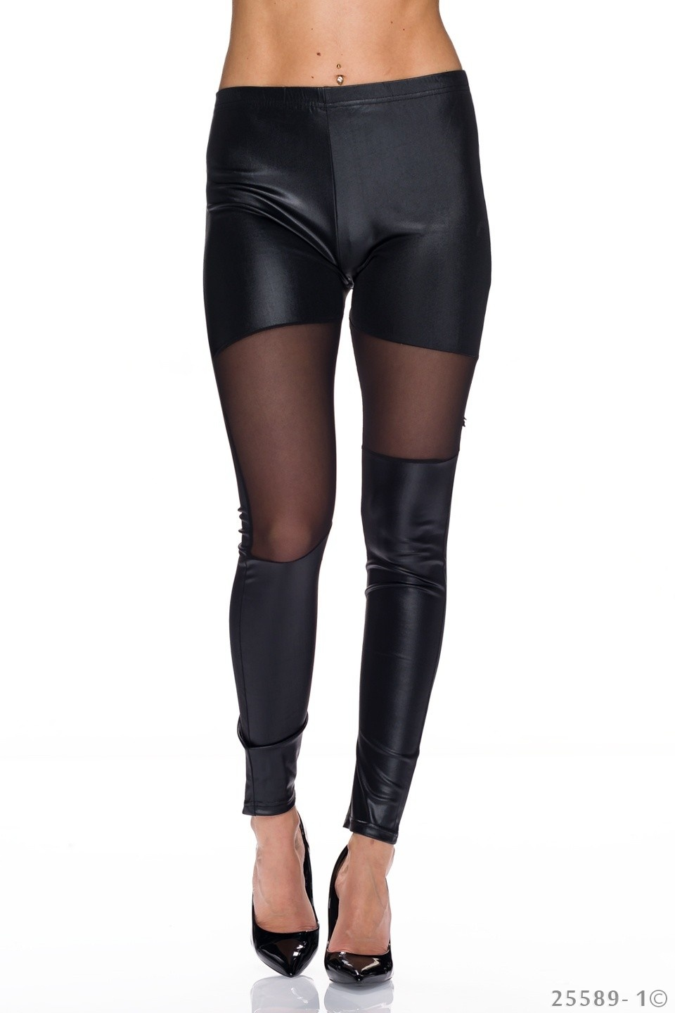 Leggings Zwart