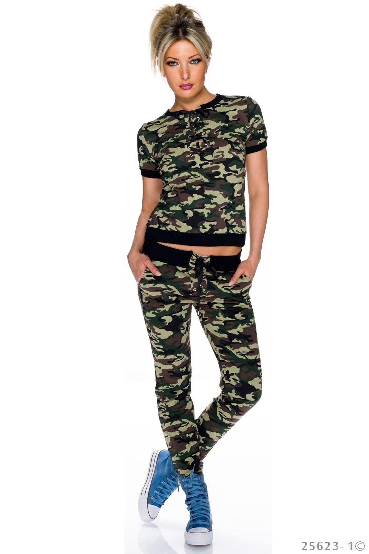 Joggingpak Camouflage