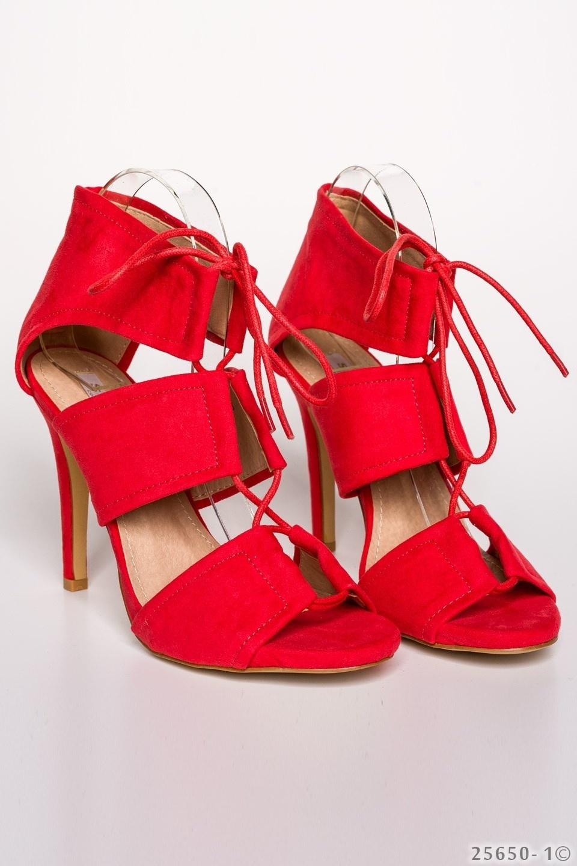 Plateau-pumps Red
