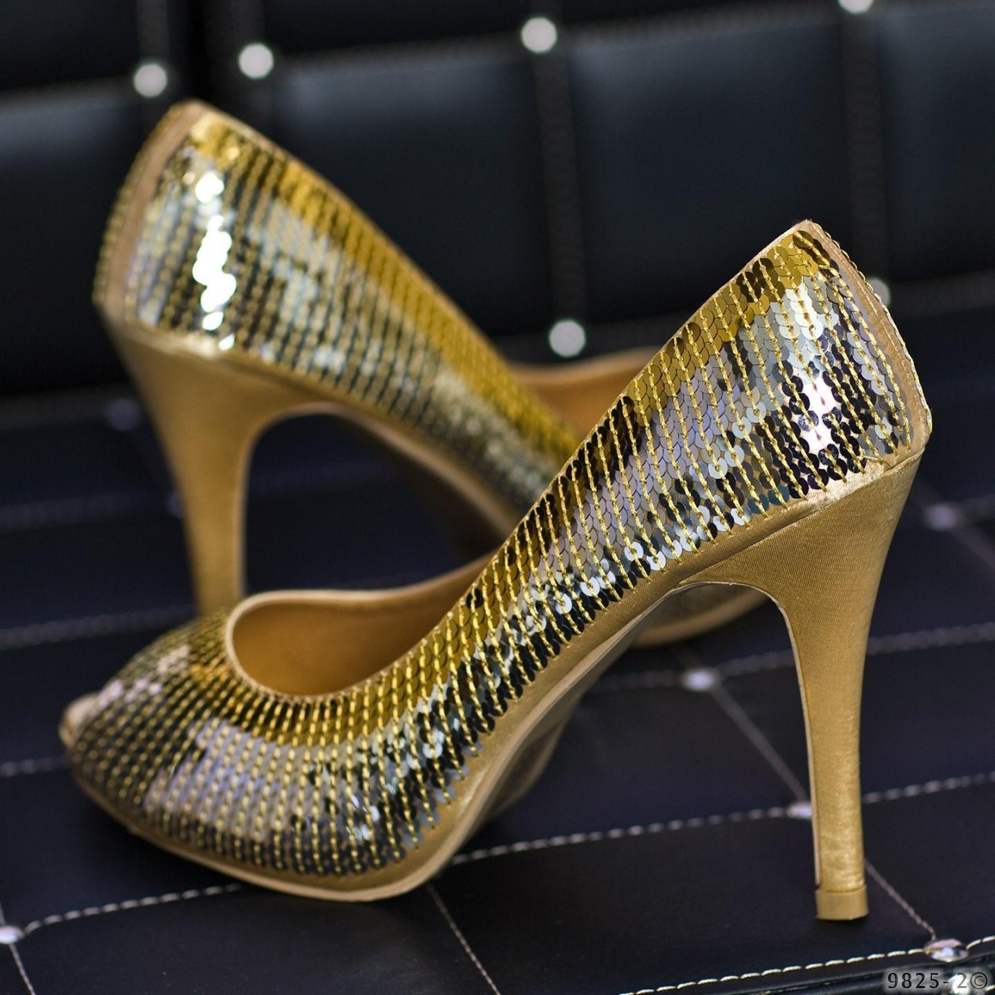 Schoenen Goud