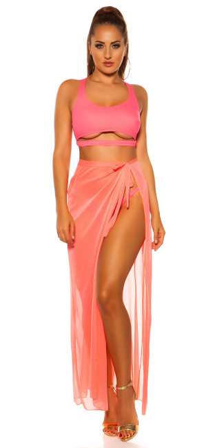 Mix It!!! Sexy KouCla underboob? Bikini Top Neoncoral