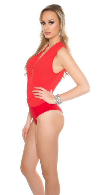 8e42c20d178ec Body-Top Red - ai0000B3483-3 by Cosmoda Collection - Sexy-Store ...