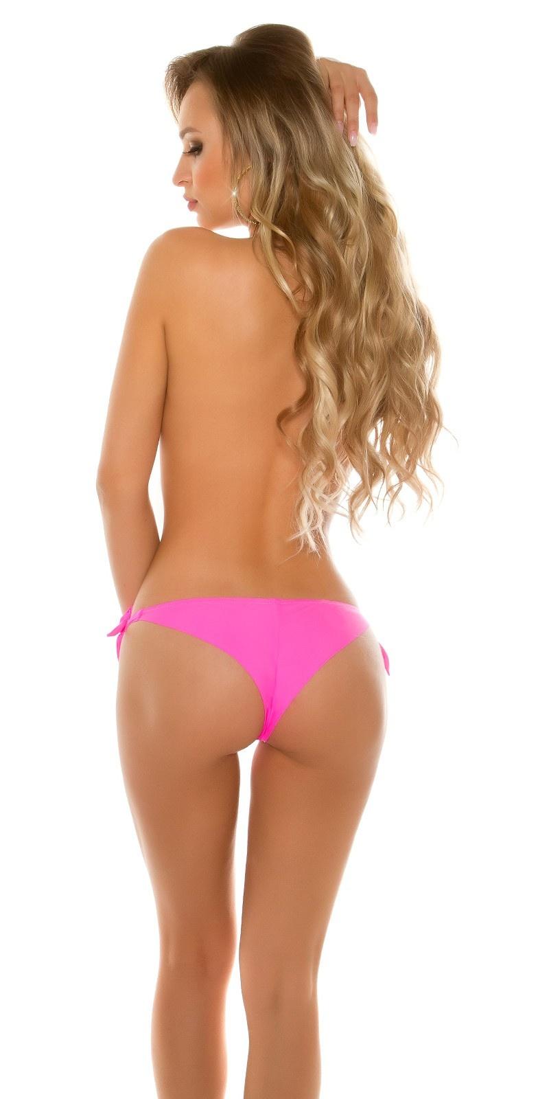 Sexy brazilian slip neonfuchsiaroze