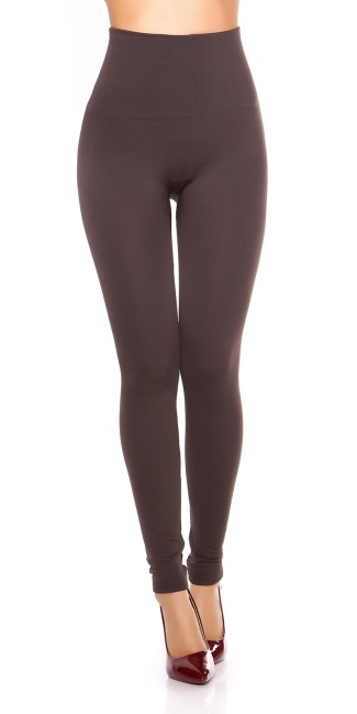 ce95825f06 Sexy Thermo Shape High Waist Leggings Taupe - ai0000ENLEG15-501-6 by ...