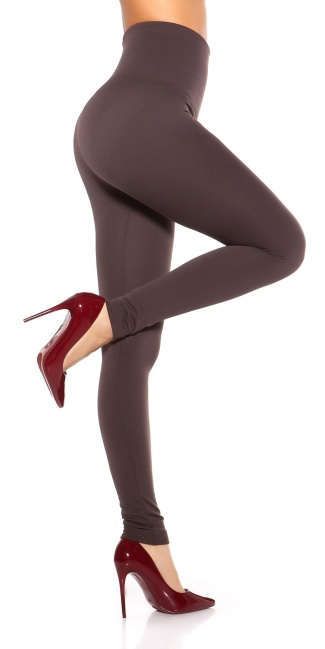 52f04d5773 Sexy Thermo Shape High Waist Leggings Taupe - ai0000ENLEG15-501-6 by ...