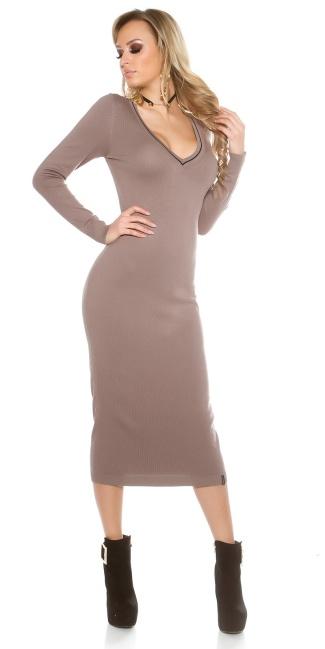 goedkope gebreide jurken