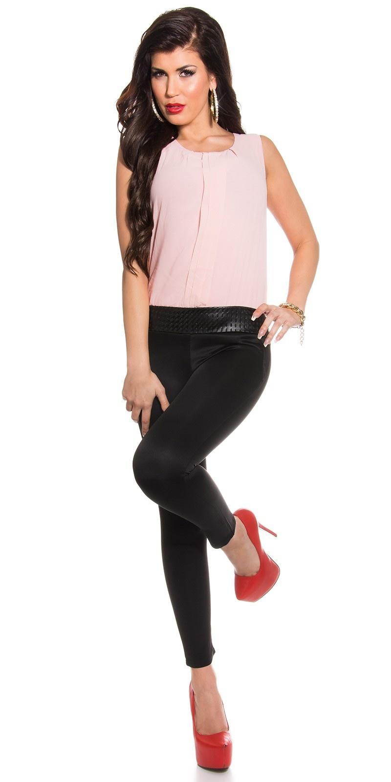 Elegant KouCla Jumpsuit Pink