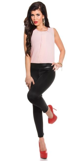 27be89bdf53 Elegant KouCla Jumpsuit Pink - ai0000OV9173-1-4 by Koucla - Italia ...