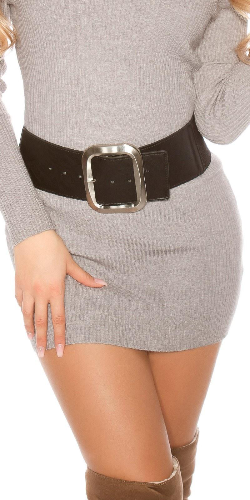 Sexy hip belt Black