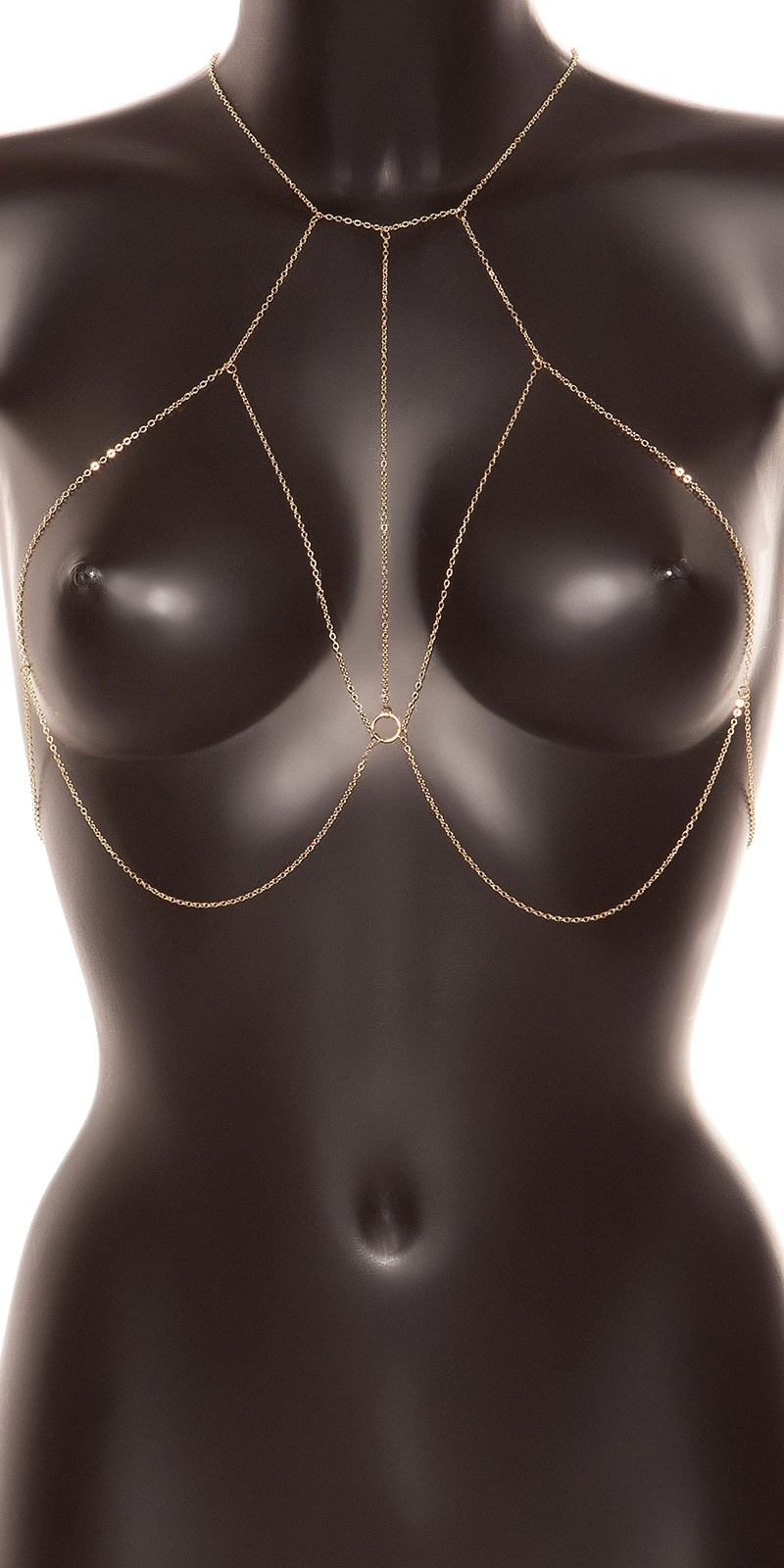 Sexy Bodychain Gold