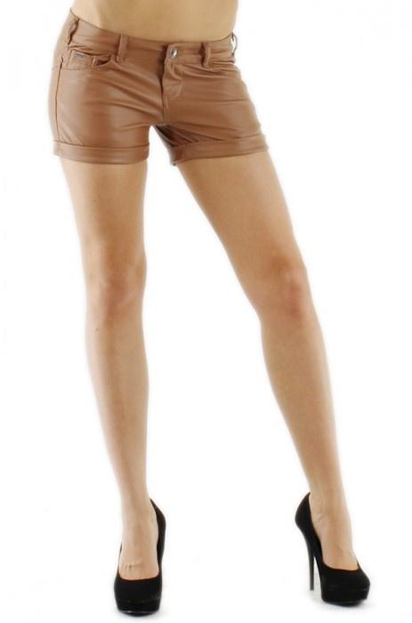 Hotpants Camel
