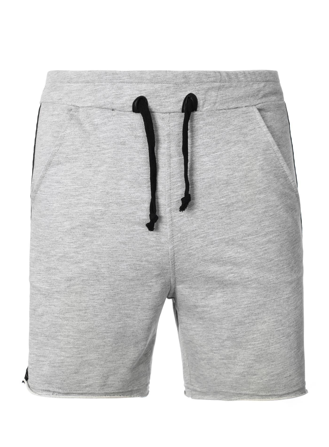 Sweat-Shorts Grijs