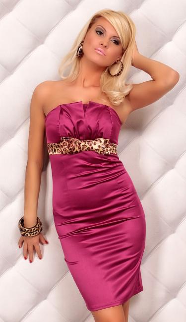 69179054606cda Jurk Roze - hlisa-3 van Amas Moda - Sexy-Store - Online Fashion