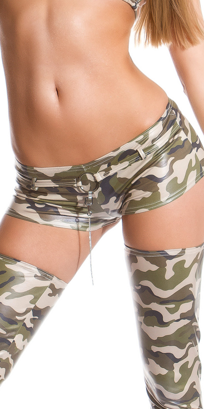Gogo-Hotpants Army