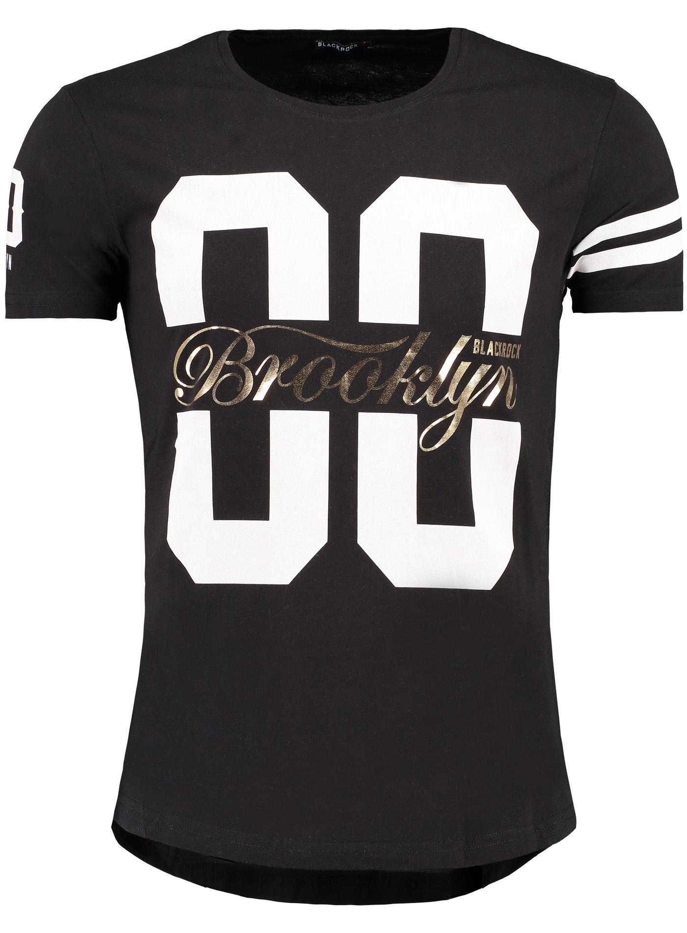 T-Shirt Zwart