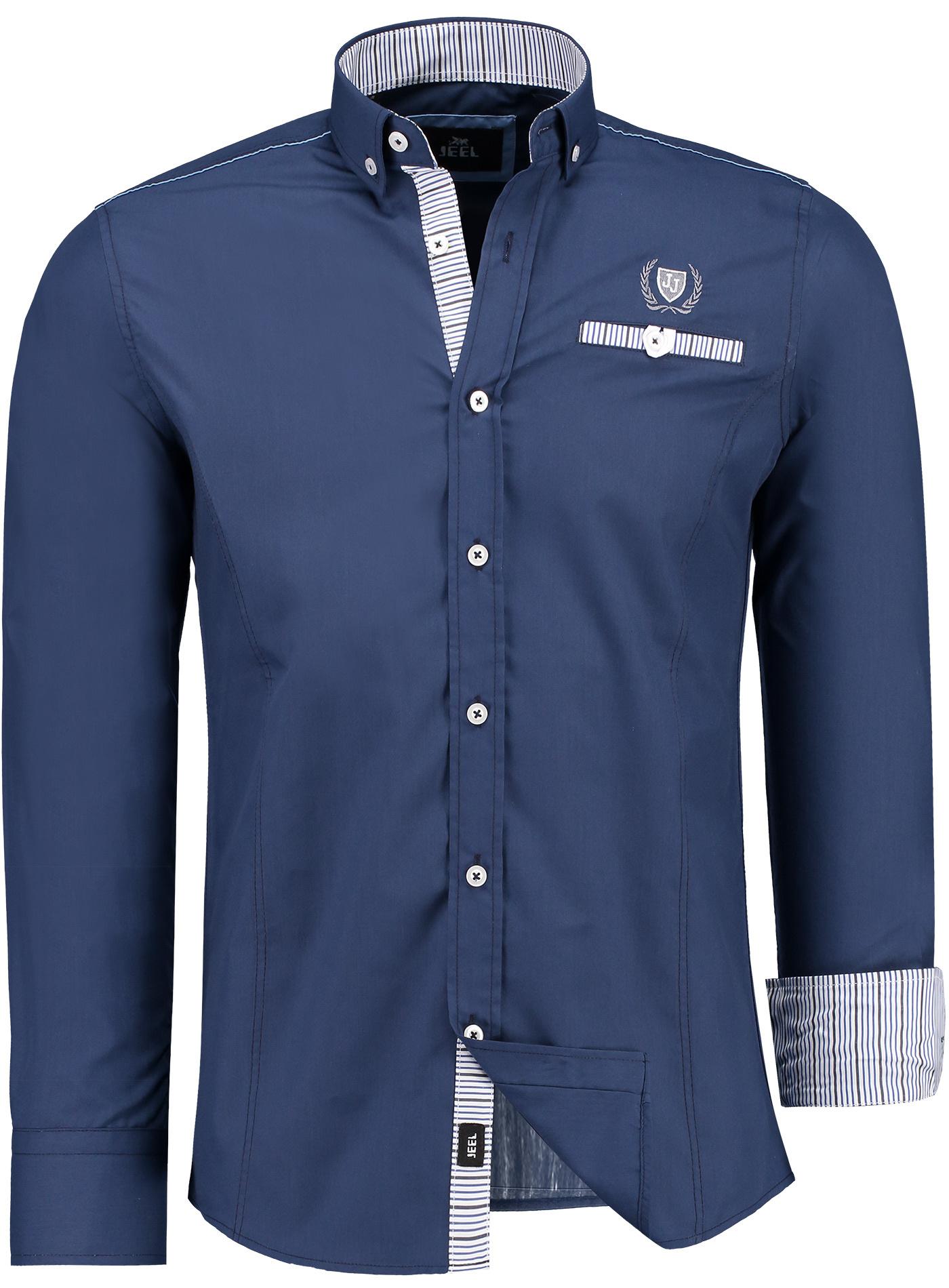 Overhemd Navy