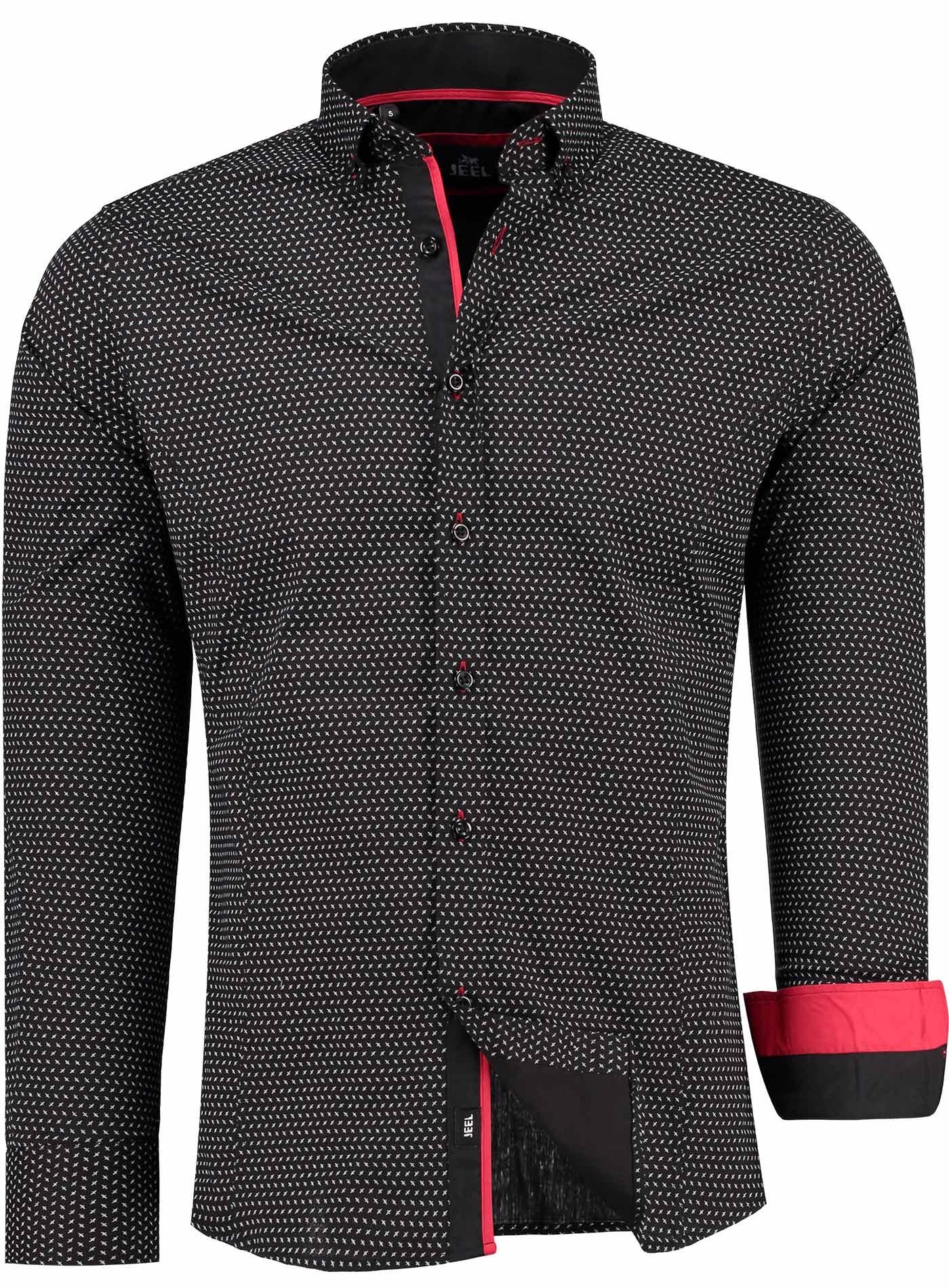 Overhemd Zwart