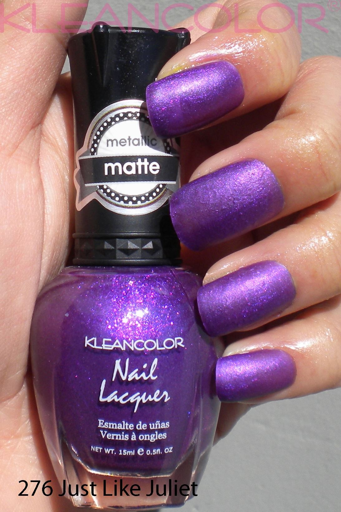Nagellak just like juliet
