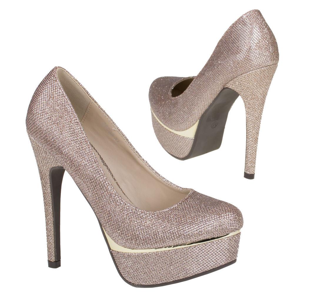 High Heels Zilver
