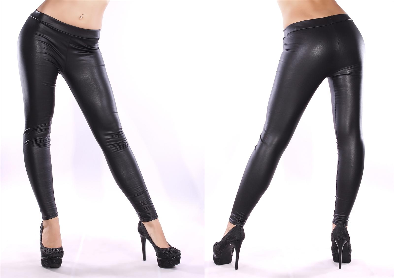 Thermo-Legging Zwart