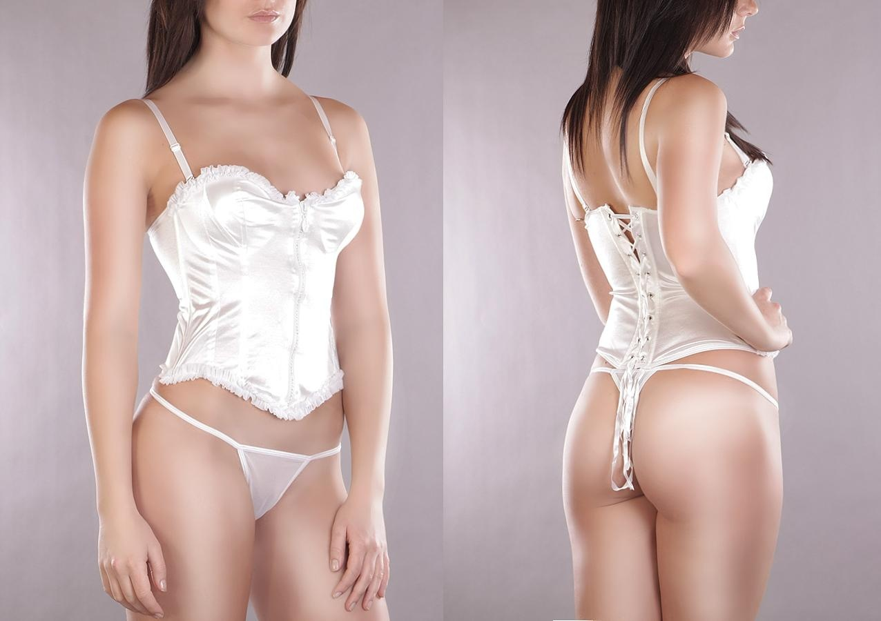 Corset + String Wit