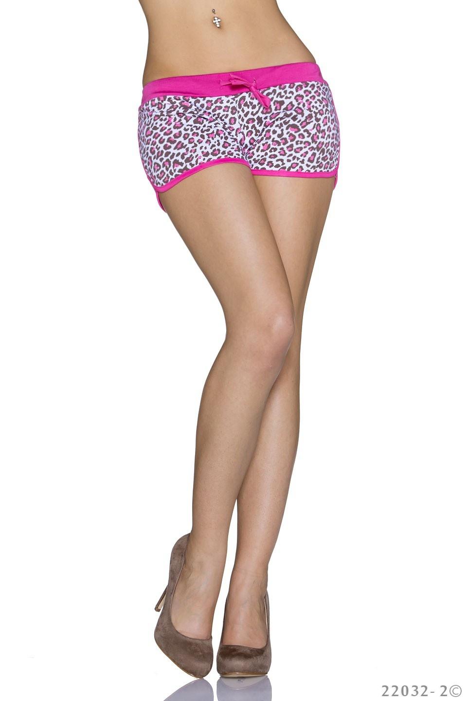 Hotpants Mixed - Roze