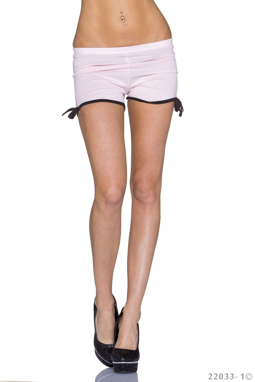 Hotpants Roze