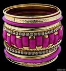 Armband Roze / Goud