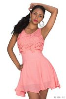 Minidress Pink