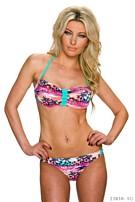 Bikini Mixed / Turquoise