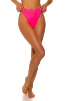 Mix It!!! Sexy KouCla Bikini Slip High Waist Neonfuchsia