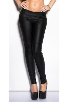 Sexy KouCla treggings with zips Black