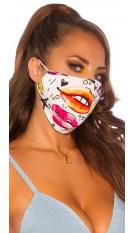 Wasbare mondmasker mixed