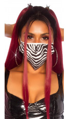 Trendy washable Mask with Animalprint Animal
